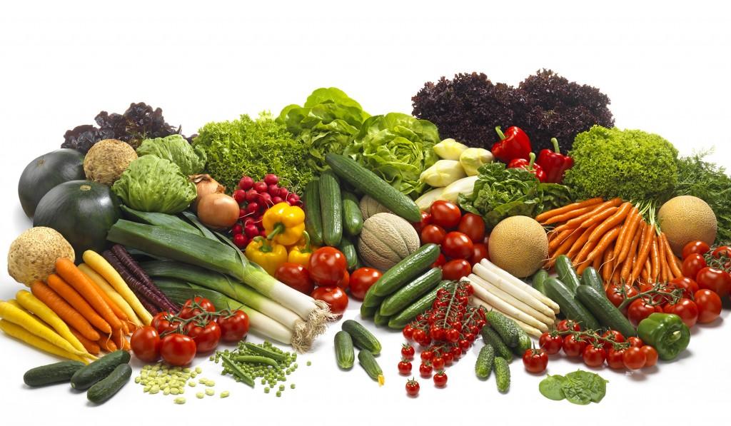 หมวดพืชผัก