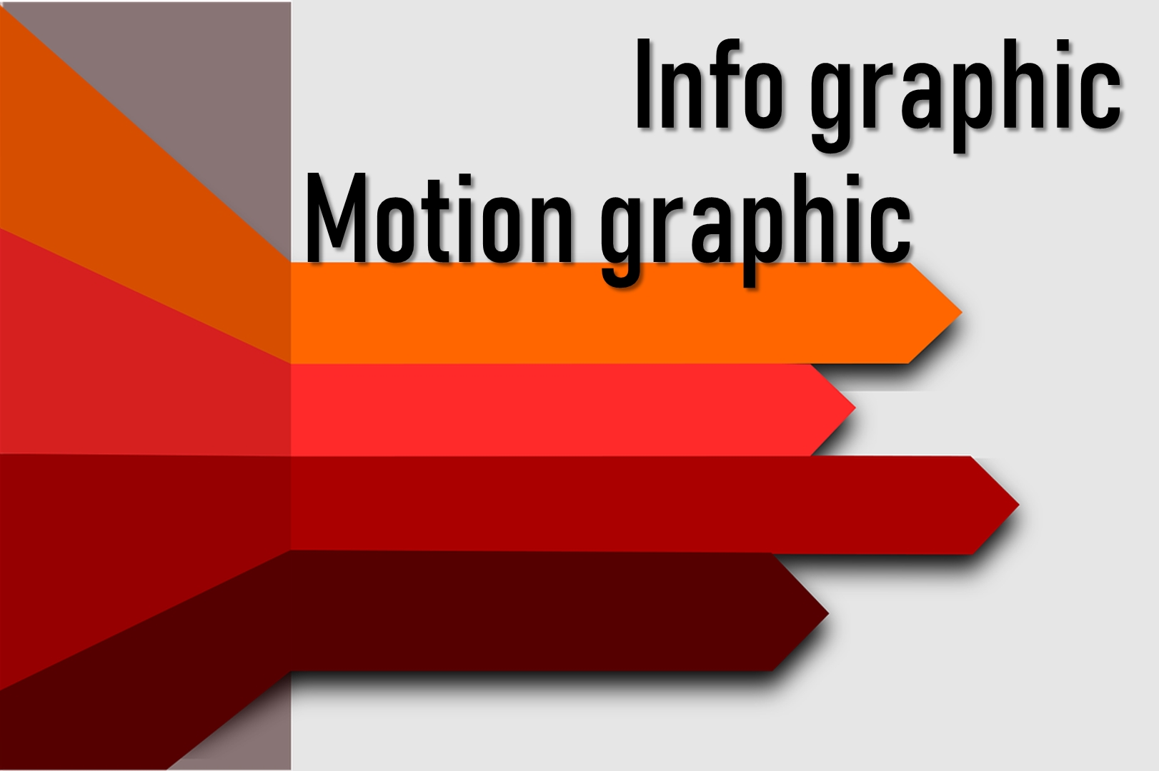 Info graphic & Motion graphic
